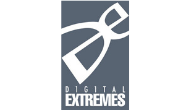 Digital Extremes Logo.