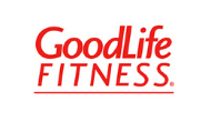 GoodLife Fitness logo.