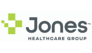 Jones Healthcare Group logo.
