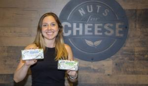 London business getting to be a big cheese in vegan food sector, launches in U.S. market
