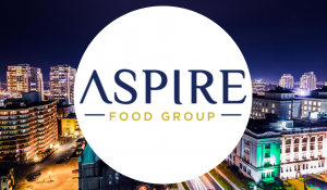 Aspire Food invests heavily in cricket processing with new facility