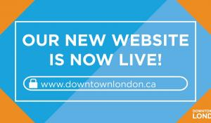 Check out Downtown London's new website!