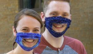 Western University students' lip-reading masks a huge help for hearing-impaired