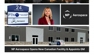 Global Armour Manufacturer Opens New Canadian Facility