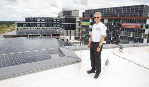 More power to us: Green-friendly west London development feeding electricity grid