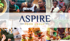 Welcome to London, Aspire Food Group!