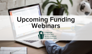 Register Now: Upcoming Funding Webinars