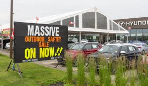 Reopening Canada: Vehicle sales are already starting to rebound in Southwestern...