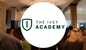 Ivey Academy Managing for Innovation Program