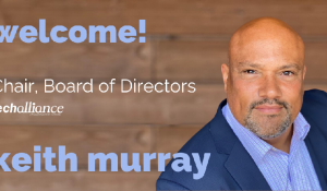 Keith Murray to head TechAlliance board