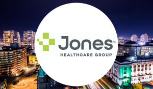 Jones Healthcare Group Acquires Custom-Built Aquaflex LX 2350 Label Press