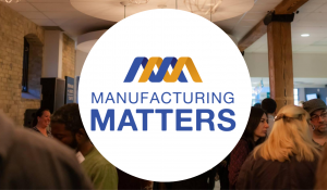 Manufacturing Matters Virtual Conference