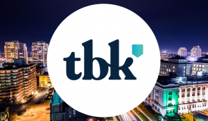 tbk Listed on The Globe and Mail Canada's Top Growing Companies List
