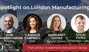 Spotlight On: London's Manufacturing Sector