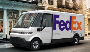 FedEx Secures First 500 BrightDrop EV600 Vehicles