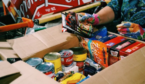 'It's overwhelming.' London Food Bank sees 30 per cent increase in donations