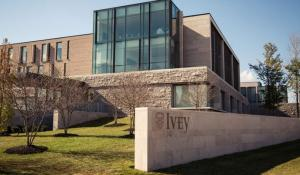 Ivey Business School gets $1.75M gift to boost business competitiveness