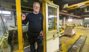 Area Rail Car Manufacturer Takes Big Bite from Big Apple