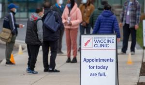 Full list of when Ontarians can book their COVID-19 vaccine in May