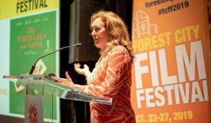 'Getting to the next level': Film festival offers leg up to screenwriters
